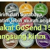 Jual SUAVECITO Surabaya Colour Wax Clay Pomade- Pewarna rambut tdk permanen Murah