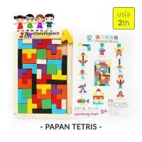 Jual JennToys - Papan Tetris Murah