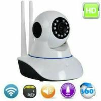 IP CCTV DUAL ANTENA SIGNAL KUAT APP V380 BISA DIGUNA TANPA WIFI ROUTER