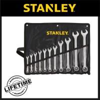 Stanley 11 Pcs Combination Wrench Set(STMT80942-8) |Flash Sale|