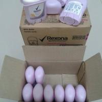 REXONA Deodorant Women Advanced Whitening 20 gram (BARU)