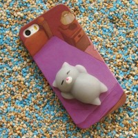 Jual Squishy case for iphone 5/5S/SE/6/6S/6+/6S+/7/7+ Murah