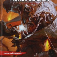 Dungeons & Dragons Player's Handbook 5th Ed. Hardcover