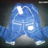 Olld Navy - Celana Jeans Anak Branded Unisex Jogger Pant - Usia 1-3 Th