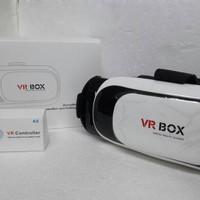 Jual Promo ! VR Box 2 + Remote Bluetooth Murah