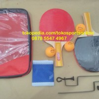 harga Aoshidan Bat Bet Pingpong Tenis Meja Set 2 Bat Bola Tiang Net Tokopedia.com