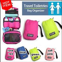 Jual Promo ! Travel Mate Toilet Organizer Bag (Tas Travelling) Murah