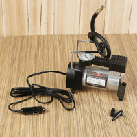 Jual BEST SELLER Pompa Ban Mini Tekanan 100PSI - Heavy Duty Air Compressor  Murah
