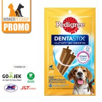 Pedigree Dentastix Medium Dogs 98gr Snack Anjing