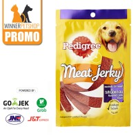 Snack Anjing Meat Jerky 80gr Pedigree
