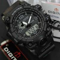 Jual Digitec Jam Tangan Sport Dual Time DG2093RS   Murah