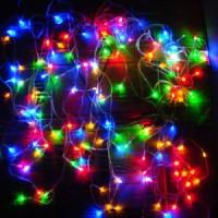 Jual Lampu Pohon Natal LED All Color Murah
