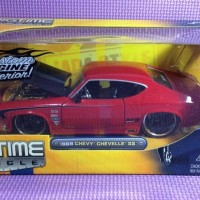 69' Chevy Chevelle SS 'Mallory' Jada Bigtime Muscle skala 1/24