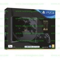 Jual PS4 Slim 1TB FINAL FANTASY XV LUNA EDITION W/o Game (Garansi 2 Tahun  Murah