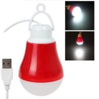 Jual lampu bohlam LED USB 7 watt Murah