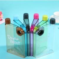 Jual BENING Memo Bottle Do Your Best Doff / Botol Minum Plastik MemoBottle Murah