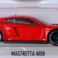 Jual Hw Hot Wheels - Mastretta Mxr Merah / Red Mtf36