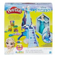 Jual Play-Doh Frozen Enchanted Ice Palace Featuring Elsa B5530 Murah