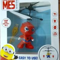 Jual Flying Minion karakter Spiderman Murah