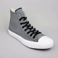 Promo Sepatu Converse Chuck Taylor All Star II Hi Top Two-Tone Leather
