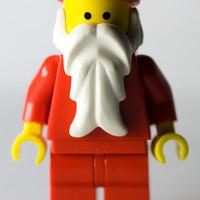 Jual  TERLARIS  Lego Santa Claus Minifigures  - BPS373 Murah