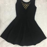 Jual flare dress / a line dress Murah