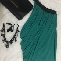 Jual one shoulder dress / layer dress Murah