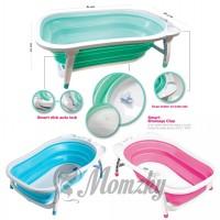 Jual Bak Mandi Bayi Lipat / Bath Tub Baby - Karibu Murah