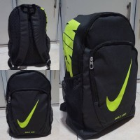 tas ransel nike max air sekolah kuliah laptop olahraga