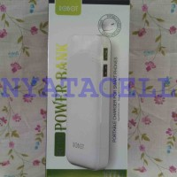 Powerbank Robot RT110 10000mAh /Power Bank Original 2 Port USB Vivan