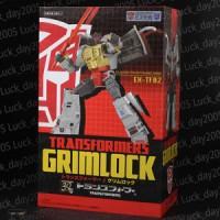 ART STORM EX GOKIN Diecast Transformers G1 Grimlock Action Figure EX-T