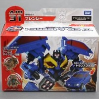 Takara Tomy TRANSFORMERS PRIME ARMS MICRON AM-31 Frenzy Deluxe Class F