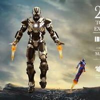HOT TOYS 2015 Toy Fair Exclusive Iron Man 3 Tank (Mark XXIV) MK 24 1/6