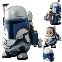 Jual HOT TOYS Star Wars Jango Fett Chubby Jumbo Figure Murah