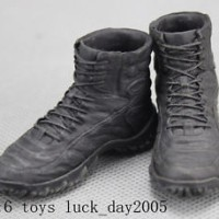 Hot Toys GI Joe Retaliation Roadblock Boots 1/6