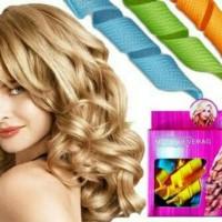 Jual Terlaris Penggeriting Rambut Magic Leverag / Hair Curly Murah