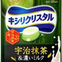 permen mondelez xylicrystal mint matcha
