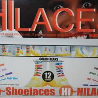 Jual Best Seller     V-Tie Shoe Laces / Tali Sepatu Silikon (Warna Satuan) Murah