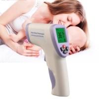 Jual Thermometer Thermogun Infrared Digital Non Contact/Alat Ukur Bayi&Anak Murah