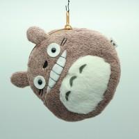 Jual Pouch Purse Small Plush Bag TOTORO - Studio Anime GHIBLI Characters Murah