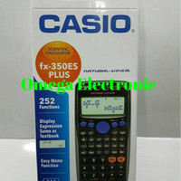 Casio FX-350ES PLUS Scientific Calculator Kalkulator Sekolah Kuliah