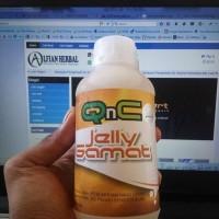 Obat Batuk Alami Untuk Ibu Hamil QNC Jelly Gamat Asli Teripang Emas