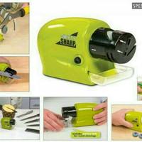 Jual Swifty Sharp /Alat Pengasah Pisau Elektrik Otomatis/ Asah Pisau Murah