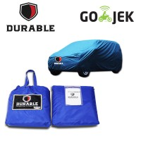 TOYOTA CHR DURABLE PREMIUM CAR BODY COVER SARUNG MOBIL BLUE