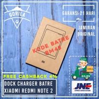 [HOT] Dock Charger / Charger Batre Xiaomi Redmi Note 2 ORIGINAL