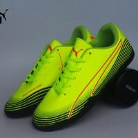 sepatu futsal pria puma evo speed fresh original premium 4 warna 39-44