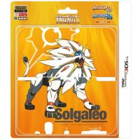 Jual HORI TPU Cover Pokemon Solgaleo Accessories for  NEW 3DS XL / LL Murah