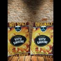 Jual Kripik Singkong Blue duck Salted egg Cassava Chips Murah