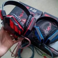 Jual Rexus Gaming Headset F22 Murah