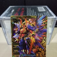 "Hero of Robots ""Satan"" (Legend Robot Card NG Ver.4)"